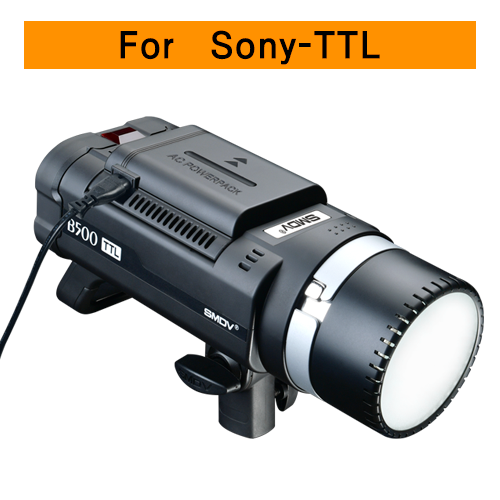 B500 TTL / AC-DC Dual-Purpose For Sony / AC Power TypeSMDV