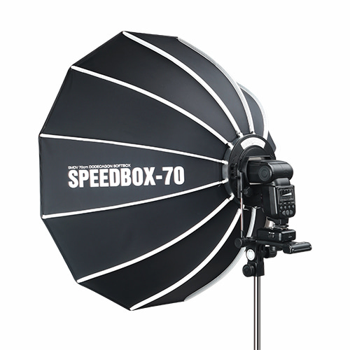 SPEEDBOX-70 Size : 70 x 68 cmSMDV