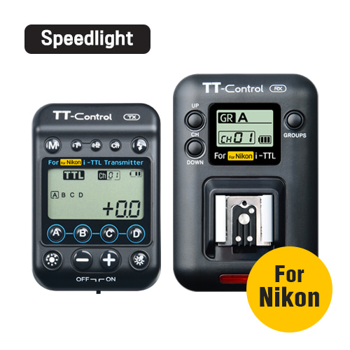 TT-Control Kit / For Nikon For SpeedlightSMDV