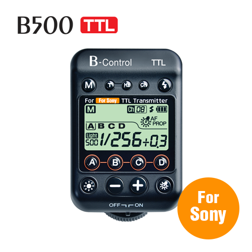 B-Control TTL / For Sony B500 TransmitterSMDV